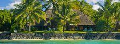 exclusive mauritius villas holiday rentals marketing concept