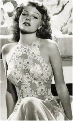 Rita Hayworth ( October 17, 1918 – May 14, 1987) was an American dancer and film actress who achieved fame during the 1940s as one of the era's top stars.