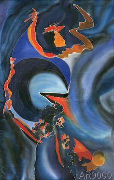 Irene Kistemann - Abstraktes Spiel