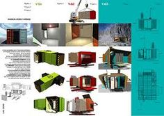 shipping container architecture - Google Search