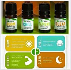 We have oils ❗️for energy,for defending you system , to relax, and start your day clear mind  and more focused !