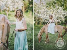 http://dreameyestudio.pl/ #dreameyestudio #horse #photography #spring #tree #photosession