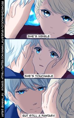 Jelsa! by http://legendary-fangirl.tumblr.com/post/75482126728/artist-anggu-gu-x-translation XD
