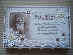 Berits Hobbyblogg: Jul 2013 Vintage Shabby Chic, Frame, Cards, How To Make, Blog, Home Decor, Picture Frame, A Frame, Maps