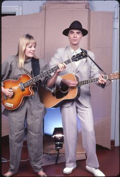 Tina Weymouth and David Byrne, Talking Heads
