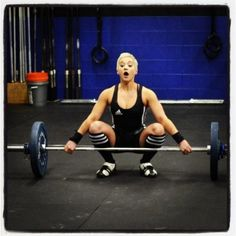 snatch #crossfit #fitfluential