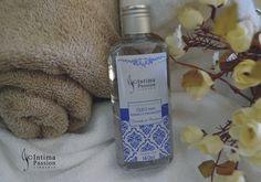 Oléo de banho e massagem Intima Passion Essências.