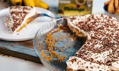 Skal ikke stekes :) Banoffe pie med enkel toffee // Oppskrift // EXTRA -