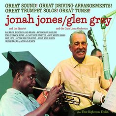 Jonah Jones - Jonah Jones & Glen /That Righteous Feelin'