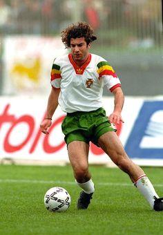 Luis Figo, Portugal 1994.