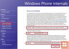 [Lumia 520] Odblokowanie bootloader'a oraz wgrywanie Custom Rom-u