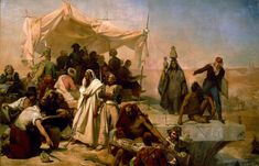 Leon_Cogniet_-_The 1798 Egyptian Expedition Under the Command of Bonaparte