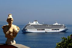 Crystal Serenity. One of the most luxurious vessels in the world! #cruise #travel