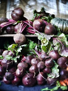 Goregous beetroots from the Noosa Farmers Market