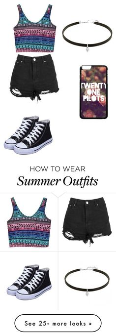 Summer outfit 3 by catalina-coanda on Polyvore