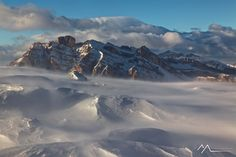 great landscape and capture. white sand. by Matteo Zanvettor.