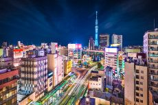 Tokyo is a bustling city with places from the ancient past to high-rises of the future! A great location for business ventures or a shopping wonderland!
