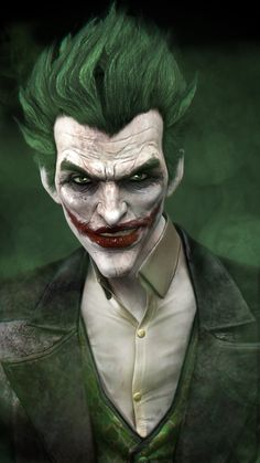 Joker by SallibyG-Ray on DeviantArt Joker Artwork, Comic Villains, Knight Tattoo, Batman Arkham City, Batman Comics, Dc Comics, Batman Joker, Joker Arkham Knight, Comic Character