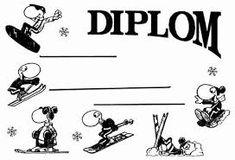 Výsledek obrázku pro diplom za lyžování Sporty, Math, Decor, Decoration, Math Resources, Decorating, Mathematics, Deco