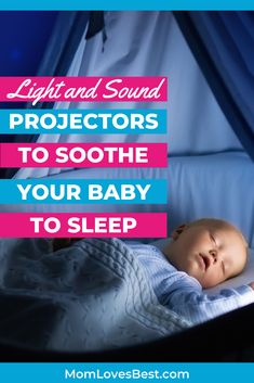 Some babies find soother projectors calming. They can give you one more tool for teaching your baby not to be so reliant on needing you in order to get to sleep. Tools For Teaching, Sleep Schedule, Sleeping Through The Night, How To Get Sleep, Projectors, Baby Sleep, Calming, Babies, Babys