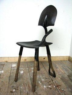 Palas viejas/silla nueva. #generandoelcambio