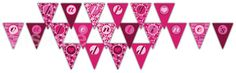 ༺♥༻In The Pink༺♥༻ by MangoLane on Etsy