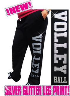 volleyball sweats! #iwant