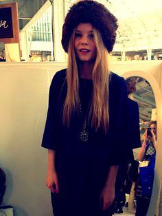 Face Fashionology at Pure London 2012