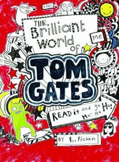 The Brilliant World of Tom Gates by Liz Pichon. This is the first in a series of six. Harry giggled his way through the first one - looking forward to the next five!
