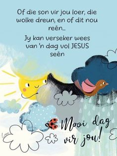 Lekker Dag, Evening Greetings, Afrikaanse Quotes, Goeie More, Good Morning Messages, Special Quotes, Empowering Quotes, Good Night, Winnie The Pooh