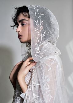 Elegance and beauty in our Luna. 🌙 Elegance and beauty in our Luna. Wedding Veils, Wedding Dresses, Formal Dresses, Bridal Accessories, Bridal Style, Wedding Styles, Bridal Gowns, Designer Dresses, Beautiful Dresses