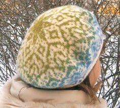 шапки жаккардовым узором — Рамблер/картинки
