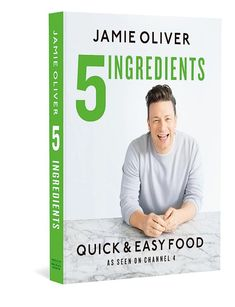 5 Ingredients—Quick & Easy Food By Jamie Oliver; Penguin Random House; 317 pages; Rs1,499.