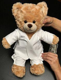 Build A Bear Workshop Kleidung Fußball Bärenbekleidung & Accessoires