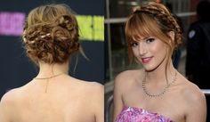 bella thorne spring breakers movie premiere | Steal This Look: Bella Thorne At Spring Breakers 2013 Premiere