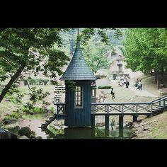 garden house for kids / domek dla dzieci w ogrodzie