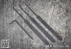 $44.99 Bogota Titanium Flats Toolset Main