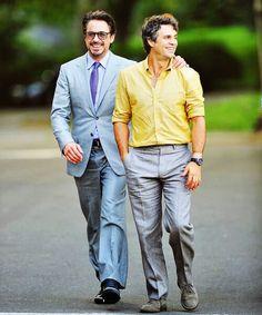 Robert & Mark