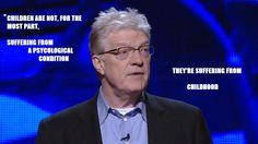 Ken Robinson on ADHD