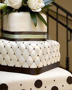 That's one fancy cake!
