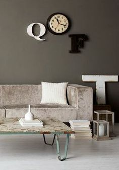 Color taupe Decor, Living Room, Furniture, Room, Home Living Room, Home Decor, Comfort Design, Modern Furniture Living Room, Home And Living
