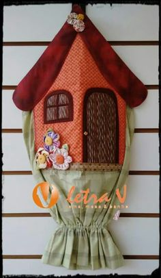 Puxa Couture Sewing, House Made, Christmas Stockings, Gingerbread, Kitchen Decor, Apron, Projects To Try, Diy Crafts, Bird