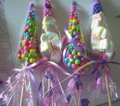 mesa de dulces para baby shower - Buscar con Google