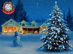 Christmas Tree And Snowman - screenshot Christmas Scenes, Christmas Art, Android Apps, Snowman, Mansions, House Styles, Holiday Decor, Google Play, Twelfth Night