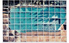 David Hockney - Sun on the...
