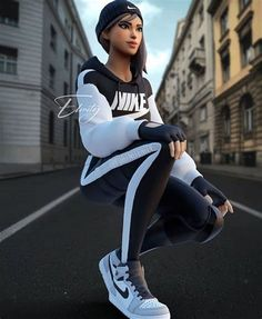 Nike Gril In The House | Gaming Wallpapers, Best Gaming