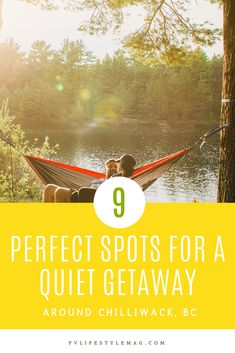 9 Cottages and Cabins Around Chilliwack Perfect for a Quiet Getaway - Fraser Valley Lifestyle Magazine Fraser Valley, Family Getaways, Outdoor Life, Cabins, Cottages, Places, Outdoor Living, Lodges, Lodges
