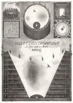 the russian architectural duo of alexander brodsky and ilya utkin. they're an interesting duo, a bit like a visual rosencrantz and guildernstern in that they create etchings together and their styles are indistinguishable within the whole. the buildings and spaces they create are wildly poetic in no small part because they are by and large unbuildable. these are paper architects you see. Paper Architecture, Architecture Visualization, Architecture Drawings, Concept Architecture, Amazing Architecture, Building Architecture, Historical Architecture, Ledoux, Plans