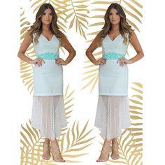 Double Love :: Para se apaixonar em dose dupla por esse dress na bela @arianecanovas!😍#RaizzOficial #Summer17 #love