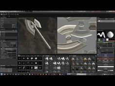 Substance Painter- Introduction - YouTube
